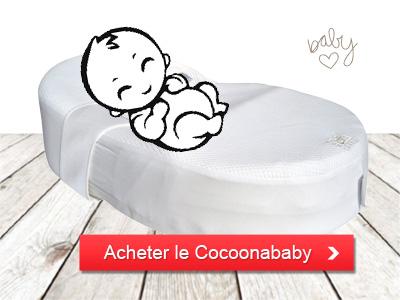 Nid ergonomique tout savoir sur le cocoonababy et les matelas ergonomiques pour b b - Matelas ergonomique pour bebe ...
