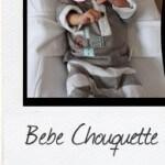Bébé Chouquette teste le Cocoonababy