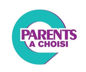 label Parents a choisi